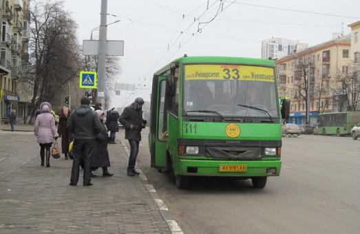 Харьковчане требуют провести мониторинг пассажиропотока в маршрутках