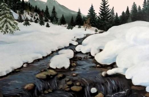 «Бузок» приглашает на выставку живописи «Слобожанщина – мой родной край»
