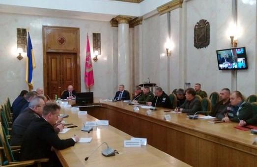 На Харьковщине установят дополнительные блокпосты