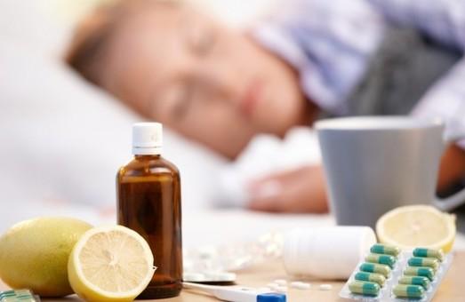 На Харьковщине стремительно растет заболеваемость гриппом и ОРВИ