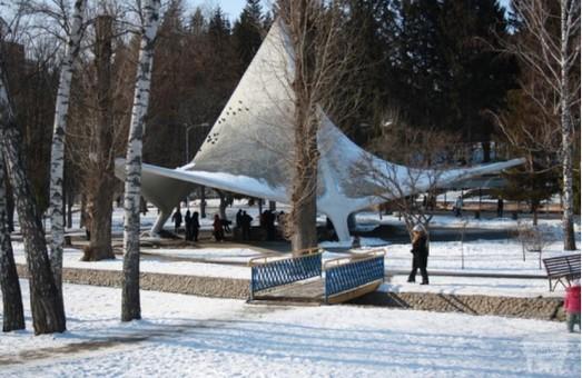 Завтра в Харькове – небольшой снег