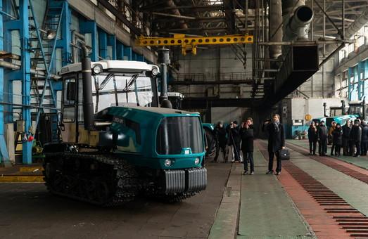 ХТЗ Ярославского имеет перспективы выхода на европейские рынки — советник представительства ЕС в Украине Пьяцца