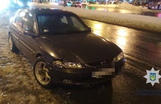 На проспекте Гагарина иномарка сбила пешехода (ФОТО)