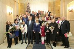 Юлия Светличная встретилась с выдающимися деятелями Харьковской области