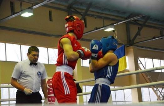 Харьковские боксеры завоевали медали всеукраинского турнира