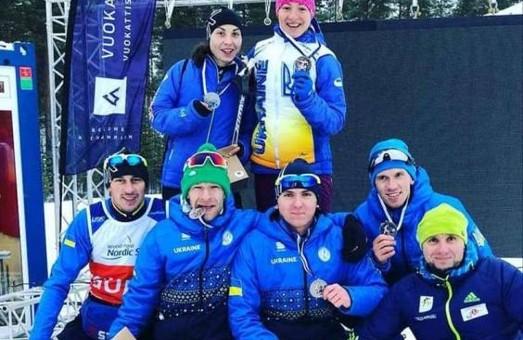 Паралимпийцы-лыжники завоевали медали этапа Кубка мира