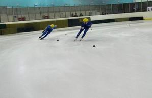 Юные харьковчане завоевали 14 медалей чемпионата Украины по шорт-треку
