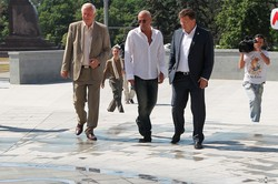 Ярославский и Каллен в 2011