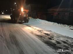 Как расчищают от снега трассы в Харьковской области (ФОТО, ВИДЕО)