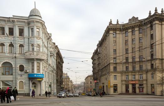 Харьковчан возмущают темпы реконструкции Московского проспекта