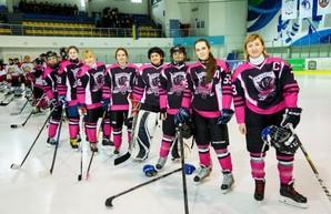 Семь хоккеисток харьковских «Пантер» вошли в сборную Украины