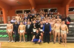 Харьковские сумоисты успешно выступили на Кубке Европы