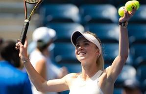 Элина Свитолина стартовала на Australian Open с победы