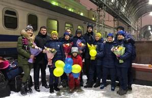 Женская сборная Украины по хоккею завоевала право участвовать в чемпионате мира