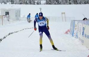 Харьковские спортсмены вошли в сборную команды Украины по биатлону