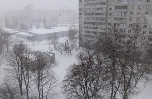 Мороз усилится: харьковчан предупреждают об ухудшении погоды
