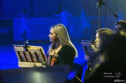 Музыканты симфонического оркестра и фигуристы вместе выйдут на лед в уникальном проекте «Ice Symphony – Симфония льда»