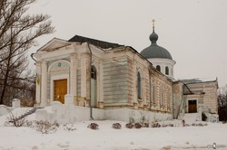Храм Ахтырской Божией Матери в с. Бугаевка Изюмского района