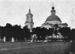 Покровская церковь в с. Старая Водолага