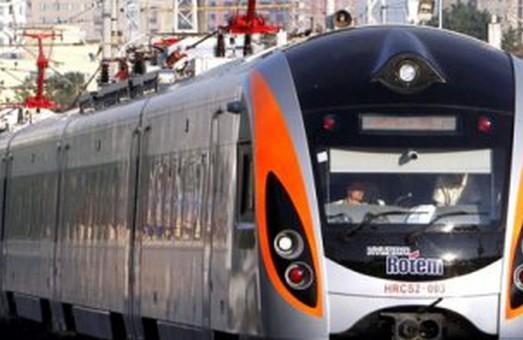 Поезд Киев-Харьков будет курсировать по измененному расписанию