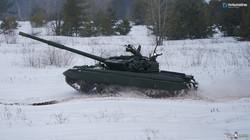 Харьковский бронетанковый завод модернизировал более 100 танков Т-64 (ФОТО)