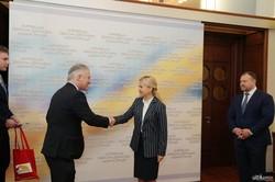 Светличная: Промышленность, АПК, проекты по энергосбережению, малый и средний бизнес – приоритеты сотрудничества с Германией