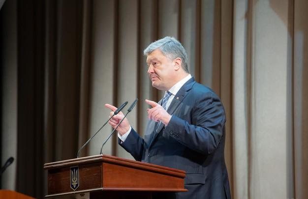 Харьковские предприятия справедливо считаются флагманами украинской экономики - Порошенко