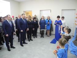 В Краснокутском районе открыли крупнейший в области инклюзивно-ресурсный центр