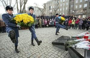 В Харькове почтили память погибших воинов-интернационалистов (ФОТО)