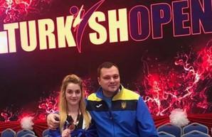 Харьковские тхеквондисты вернулись с «Turkish Open» с медалями