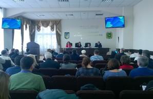 Громадам Харьковщины рассказали о европейском опыте энергоэффективности
