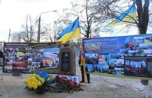 Митинг-реквием в память о жертвах теракта у Дворца Спорта