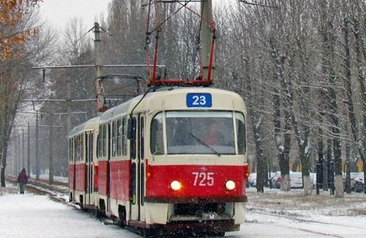 На Салтовке трамваи изменят маршруты движения