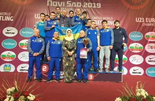Харьковский борец завоевал «бронзу» чемпионата Европы
