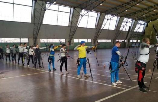 Вадим Головко стал серебряным призером чемпионата Украины по стрельбе из лука