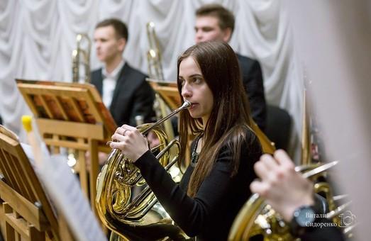 «Блеск и роскошь духовых инструментов»: МАСО «Слобожанский» приглашает харьковчан на уникальный концерт