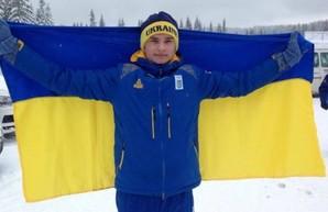Харьковские биатлонисты завоевали медали чемпионата Украины