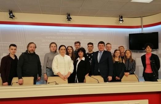 Харьковские школьники побывают в США по программе «Юношеское лидерство через спорт»