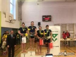 Харьковские сумоисты завоевали на Кубке Европы пять медалей, в том числе и золото