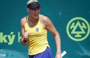 Харьковская теннисистка получила свой пятый титул ITF