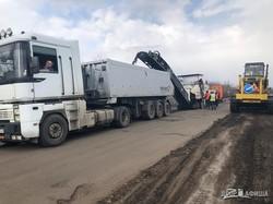 Начинаем ремонт дороги Харьков – Лозовая с одновременным строительством новой объездной вокруг Лозовой – Светличная