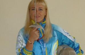 Харьковчанка Евгения Бреус завоевала две «бронзы» на Кубке мира по фехтованию на колясках
