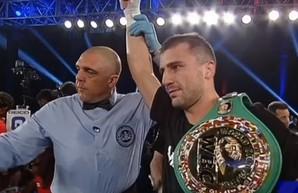 Харьковский боксер защитил титул чемпиона мира по версии WBC
