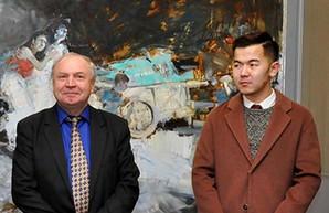 «Мистецтво Слобожанщини» приглашает на встречу с автором выставки «Цветные прикосновения»
