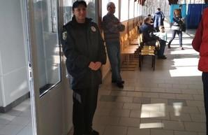 День выборов: В Харькове полиция открыла еще одно уголовное производство