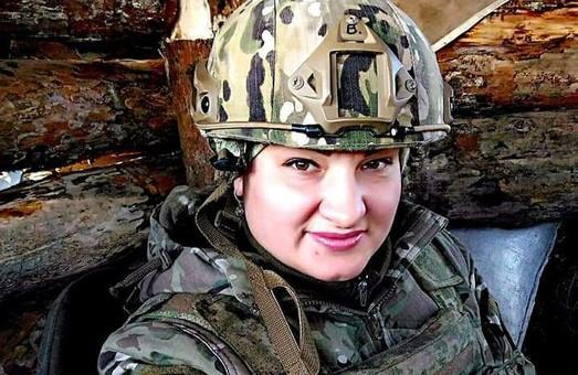 На Донбассе погибла бывший волонтер и боец ВСУ Яна Червона