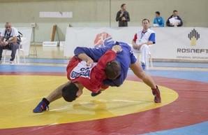 Харьковские самбисты завоевали медали чемпионата Европы