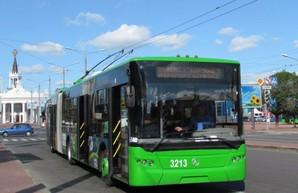В этом году Харьков получит 57 новых троллейбусов