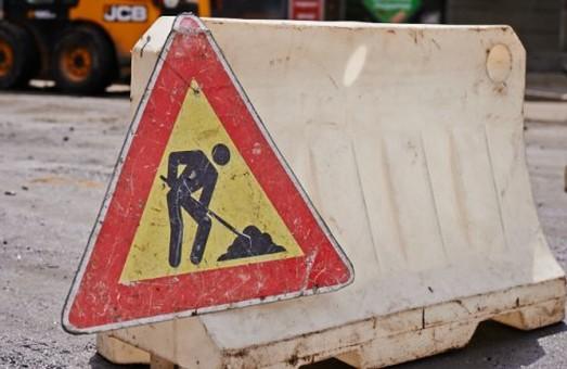 На Салтовке временно запретят движение транспорта