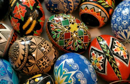 В «Мистецтві Слобожанщини» состоится мастер-шоу к празднику Пасхи